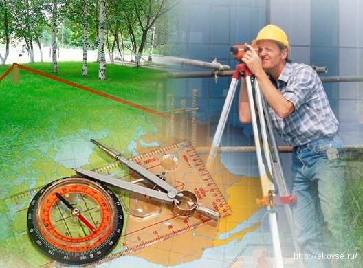 инженерно-геодезические работы при благоустройстве