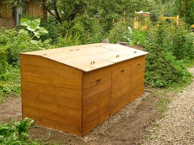 компостный короб