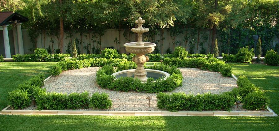 сад декоративный