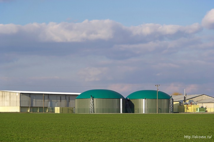 Biogasanlage 01