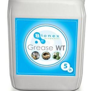 Bionex Grease WT, бионекс гриз вт, биопрепараты для утилизации жиров, биопрепараты для жироуловителя