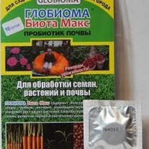 ГЛОБИОМА Биота Макс