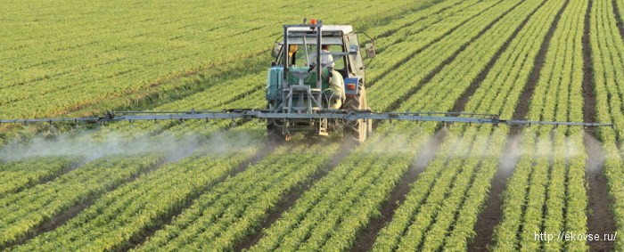 обработка биоинсектицидами